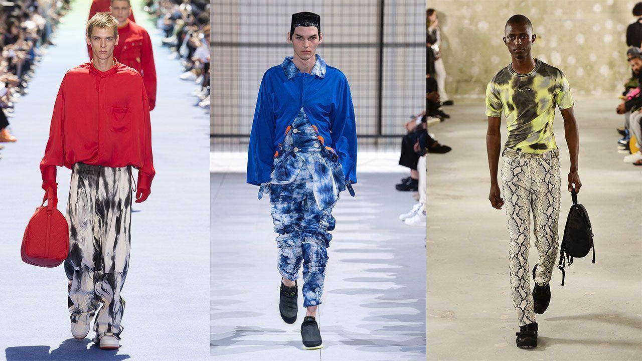 Louis Vuitton, Comme Des Garçons and 1017 Alyx 9SM