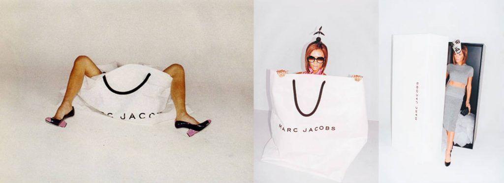 Marc Jacobs Campaign - 2008 | Victoria Beckham