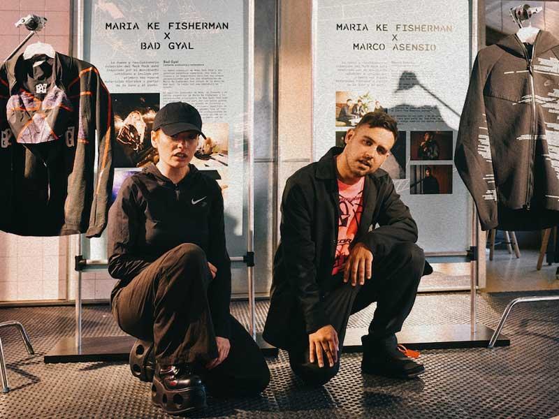 Nike TechPack Lab W/ Maria Ke Fisherman & Horacio (@jovenhoracio)