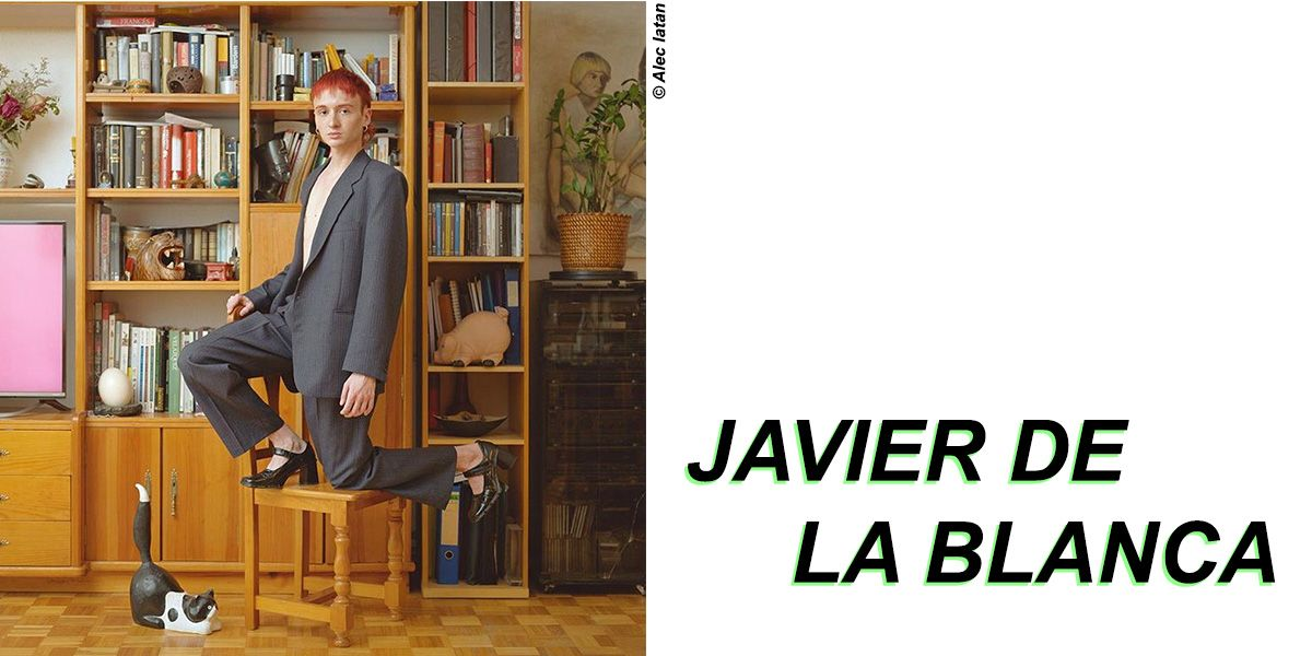 Javier de la Blanca by Alec Aitan
