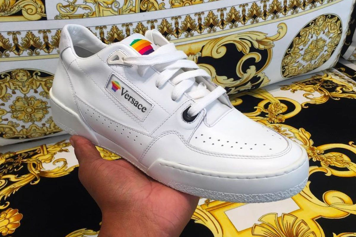 Bembury x Versace - Apple