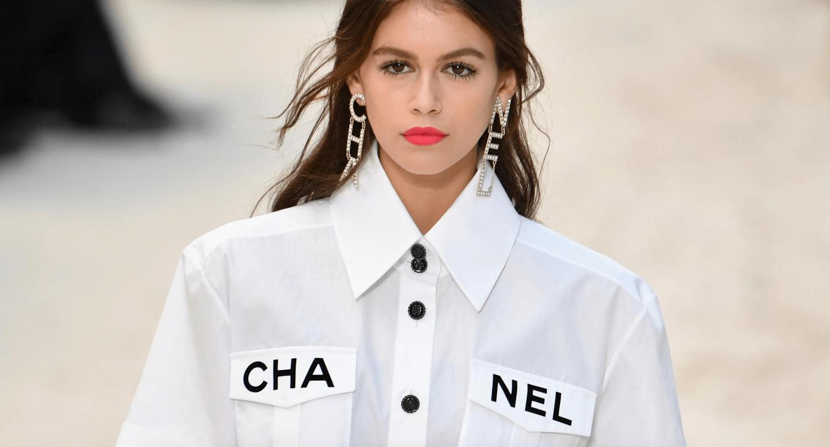 Kaia x Chanel SS19