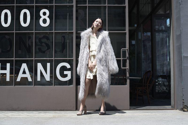 Stella McCartney | Fur Free Coat