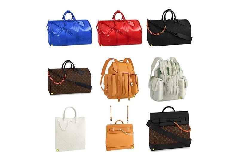 309aafbfbcb Virgil Abloh x Louis Vuitton is already here