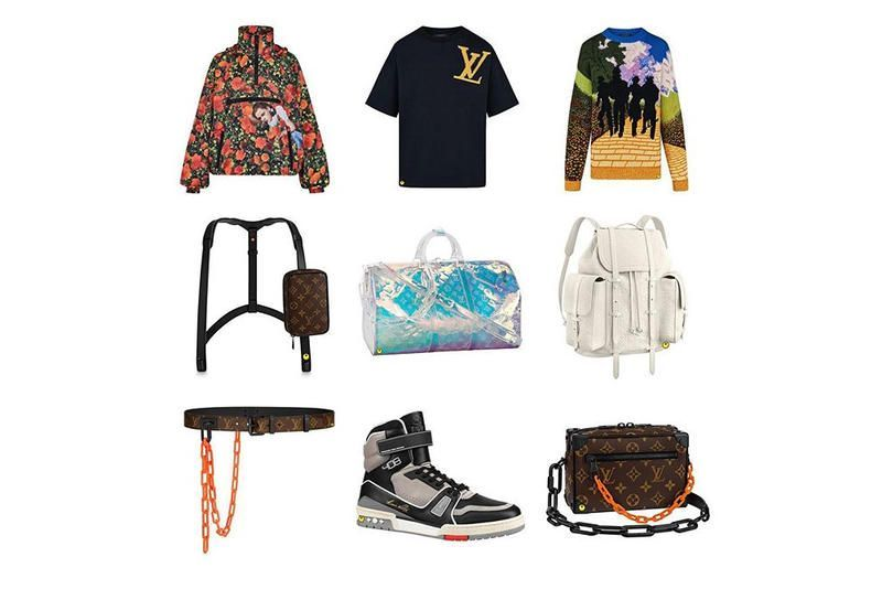 7e726e6ab5f3 Virgil Abloh x Louis Vuitton is already here
