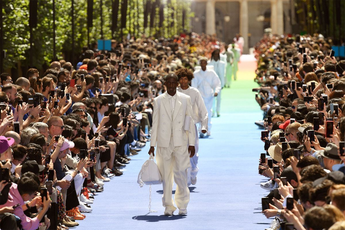 Louis Vuitton SS19 - Virgil Abloh