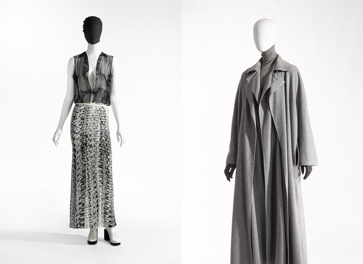 Maison Martin Margiela SS96 (Izq.) | Hermès AW 99 (Drch.)
