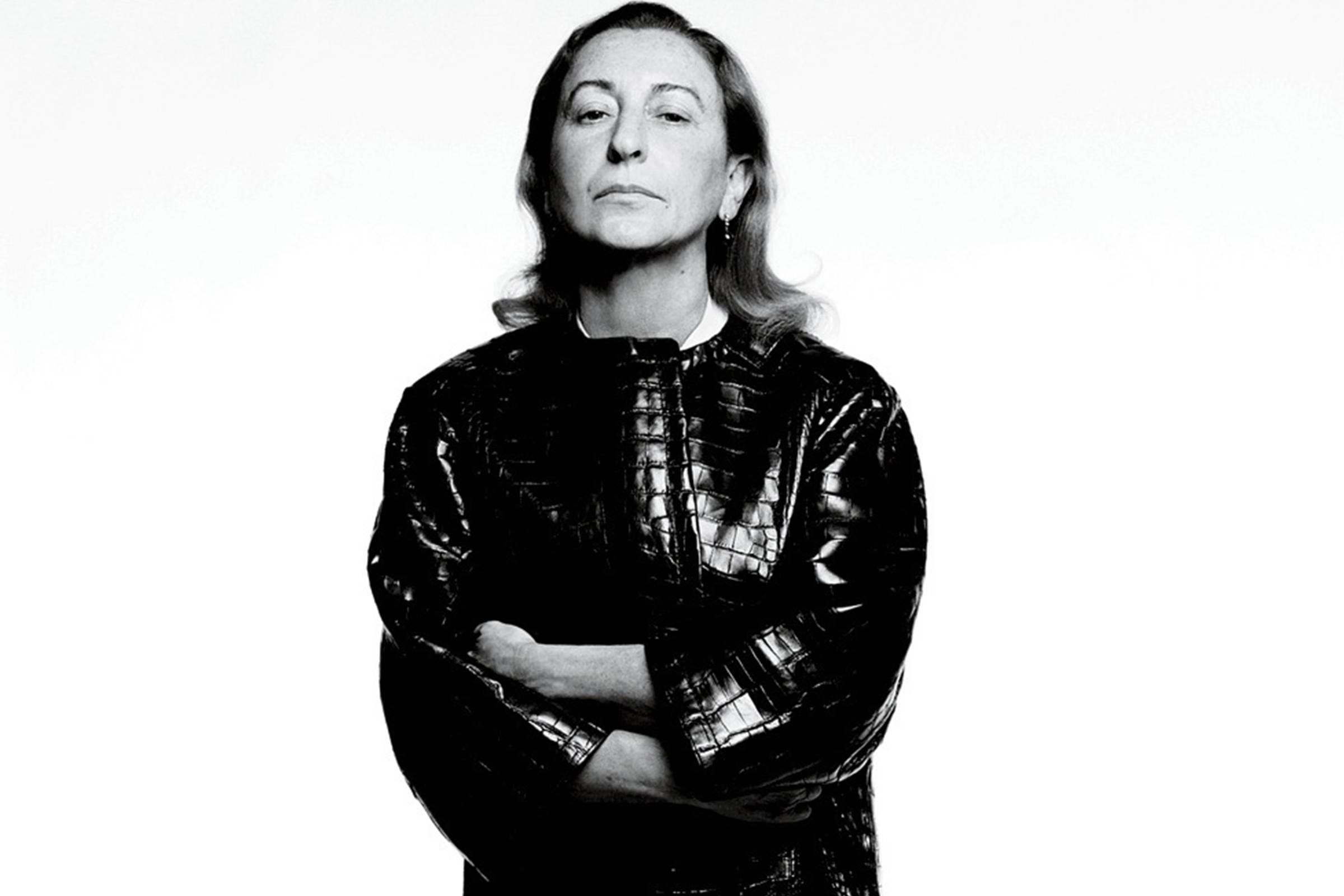 Miuccia Prada | @whatmiuccia