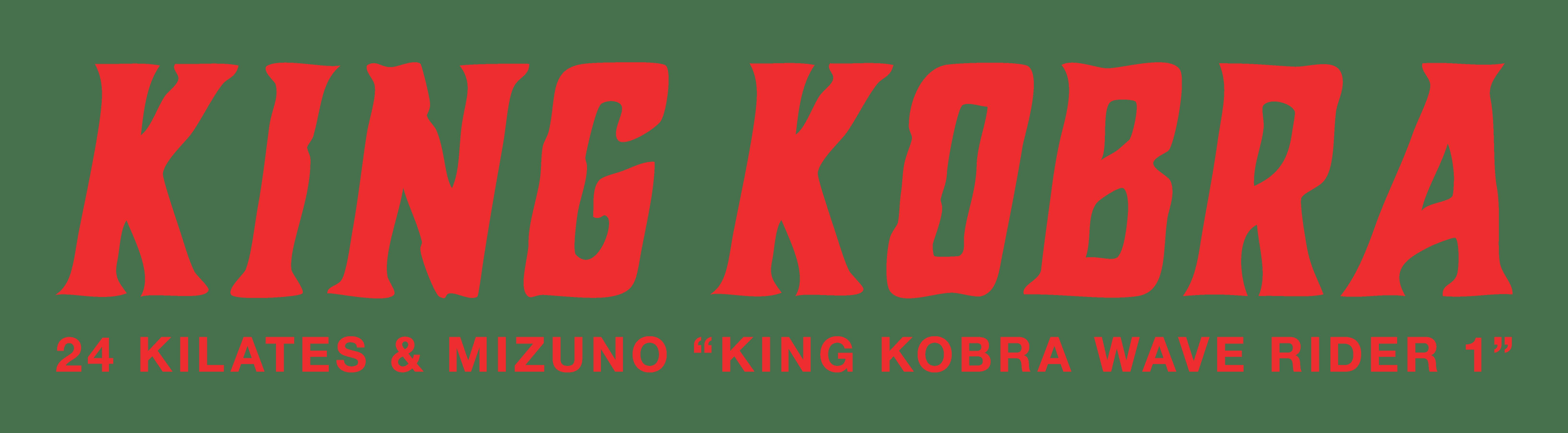 King Kobra - 24 Kilates Mizuno