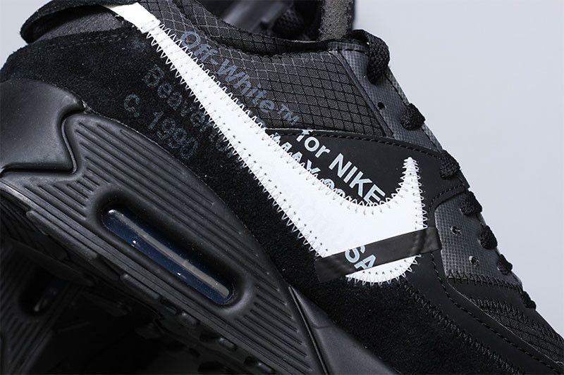 watch d69a8 d87b9 Off-White x Nike Air Max 90