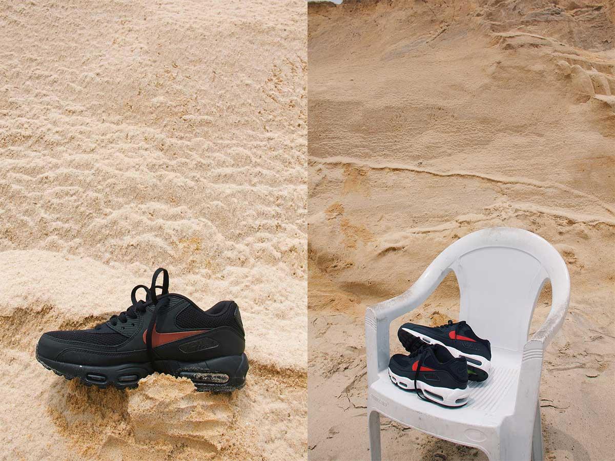 Nike x Patta | Air Max 90-95