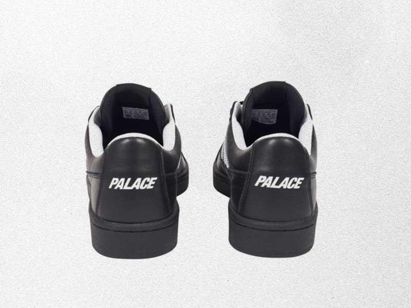 Palace y adidas se asocian en unas sneakers >>> 26.10.2018