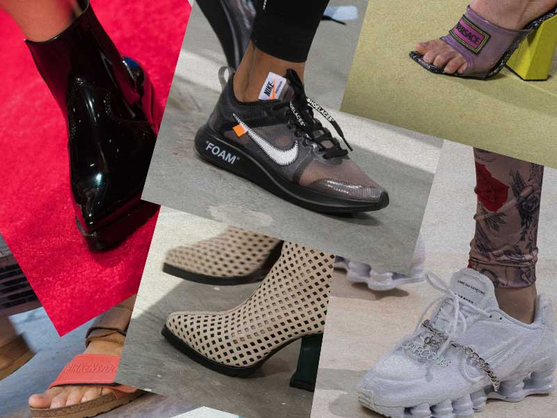 El mejor calzado de las pasarelas SS19