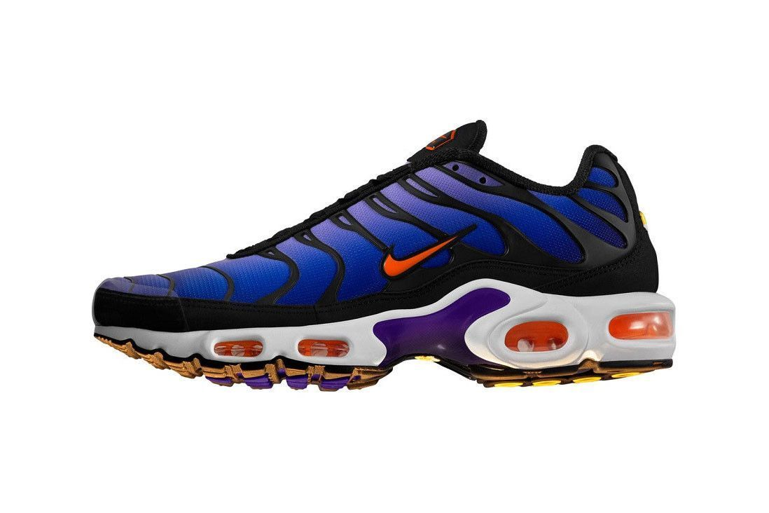 Air Max Plus Purple