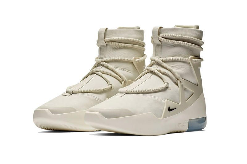 The Nike Air Fear of God 1 Bone Black will go on sale on December 15th for  350€ in selected Nike Basketball retailers such as Footdistrict and the  SNEAKRS ... ad824c9fa