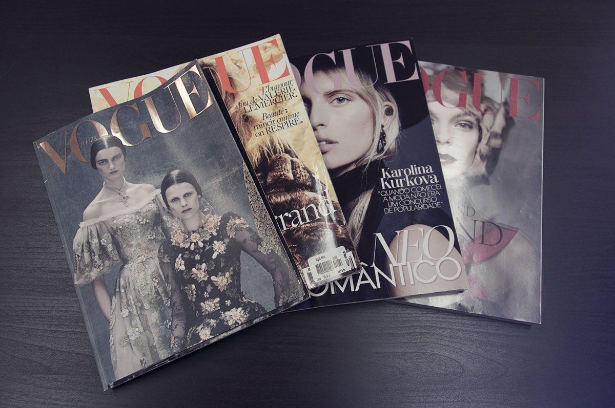Magazines vs Instagram