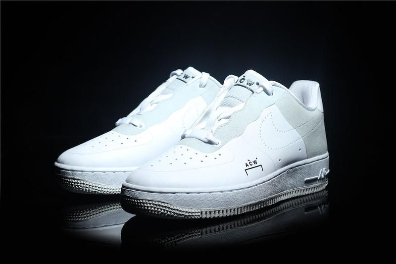 save off 20686 4fd8a A-COLD-WALL x Nike Air Force 1 Low