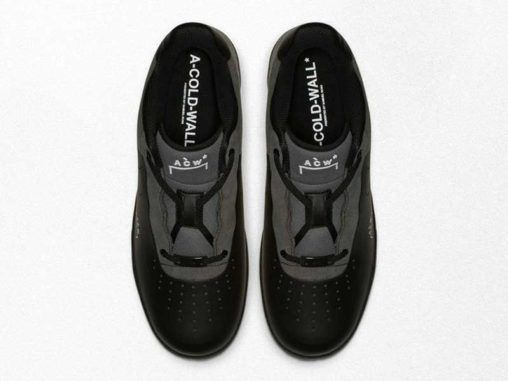 new product 03987 04542 A-COLD-WALL x Nike Air Force 1 Low  Black