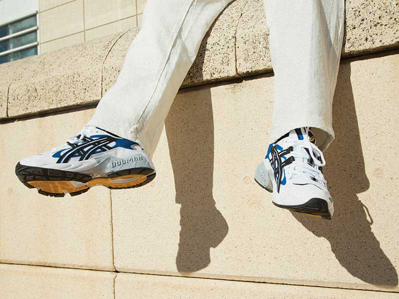 Asics Gel-Kayano 5 OG | A True Story with Ana Sotillo & Recycled J