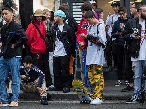 ¿Está apunto de estallar la burbuja streetwear?