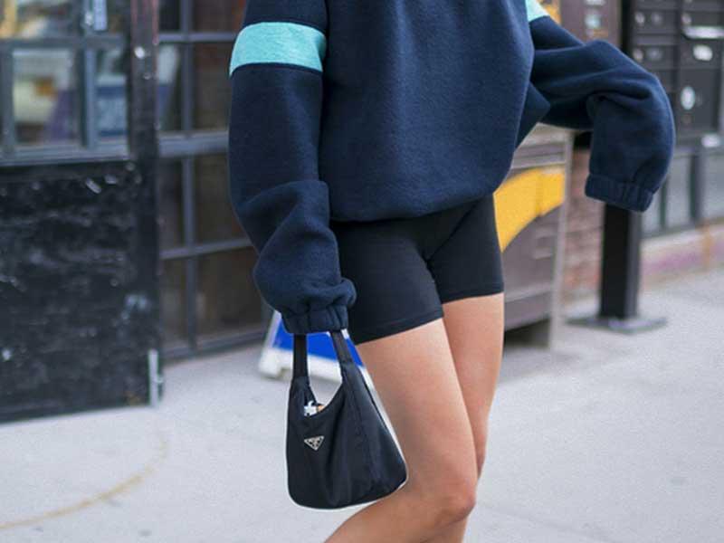 No hay duda, los shorts de ciclismo han sido el gran #must