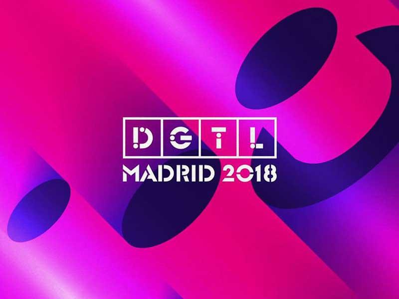 Tecno, arte y sostenibilidad. El DGTL llega a Madrid