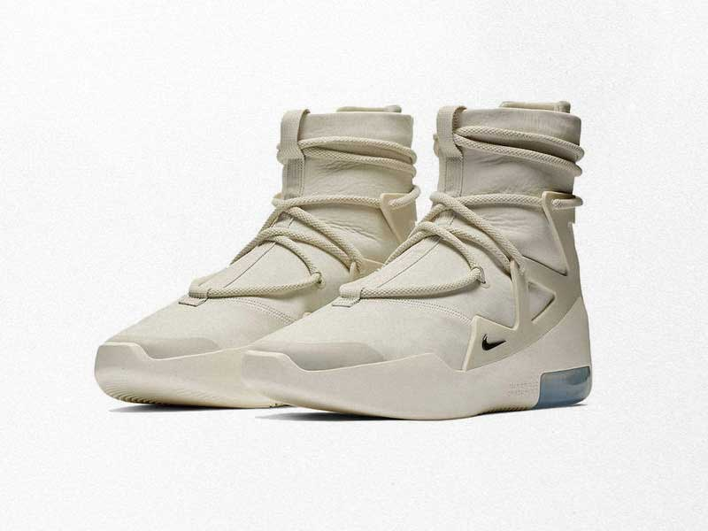 La Nike Air Fear of God 1 como nunca la has visto