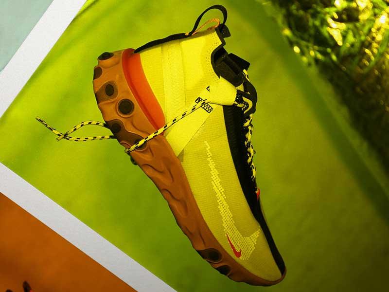 Nike presenta ISPA > Rendimiento y utilidad