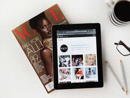 La nueva biblia de la moda ya no es Vogue: es Instagram
