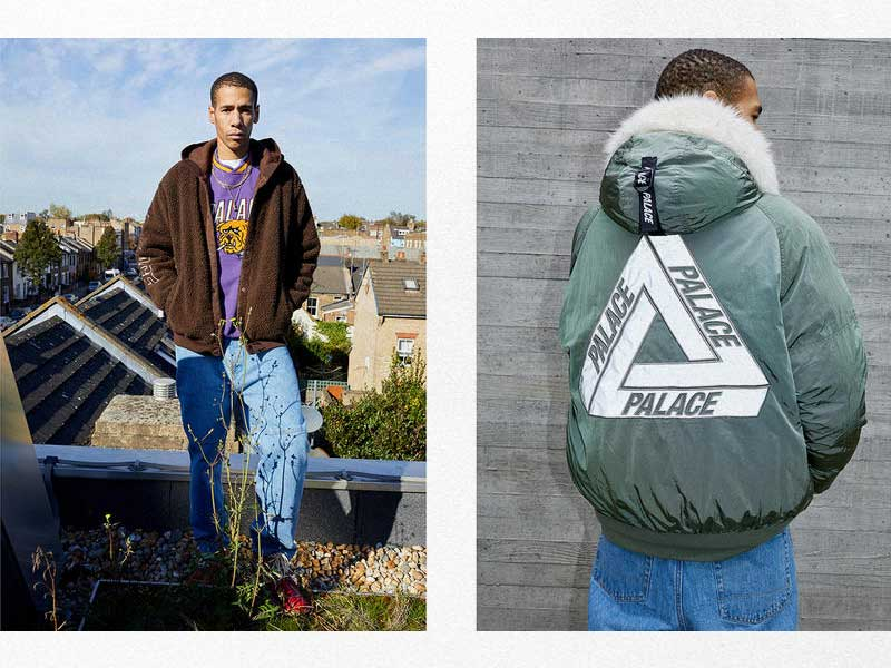 Palace Ultimo Lookbook 2018