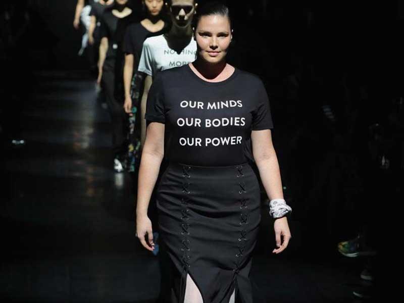 ¿Cuándo estará integrada por completo la 'plus size' en la industria de la moda?