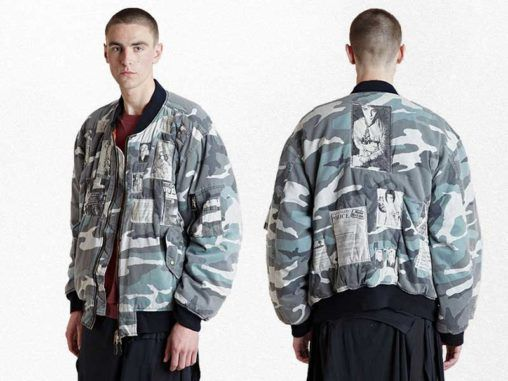 Perhaps Raf Simons' 10 most iconic pieces