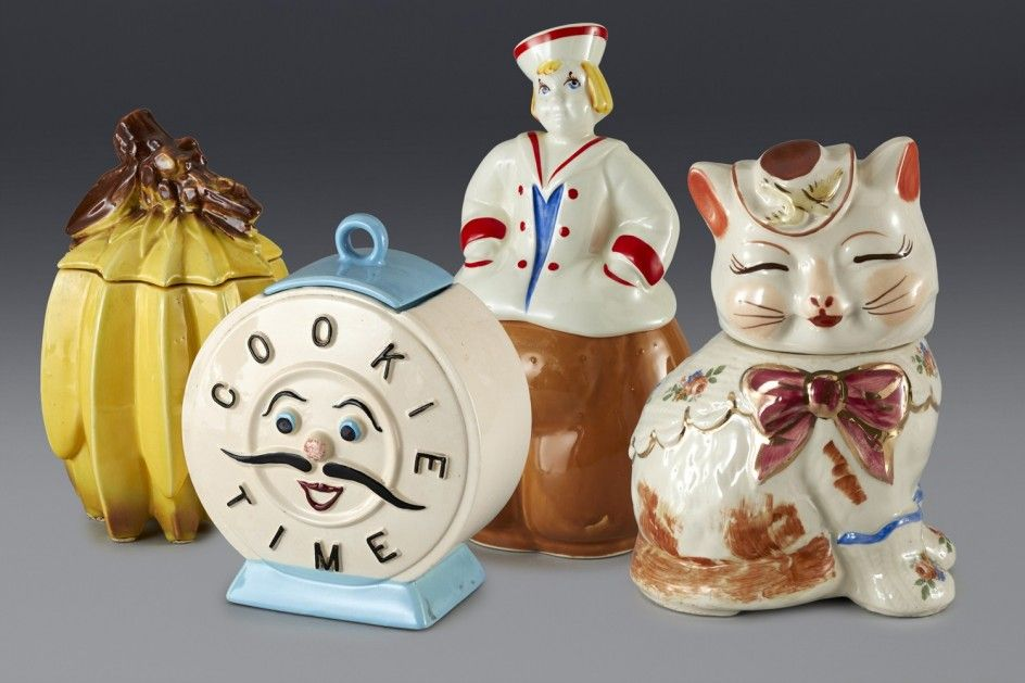 Andy Warhol - Cookie Jar Collection