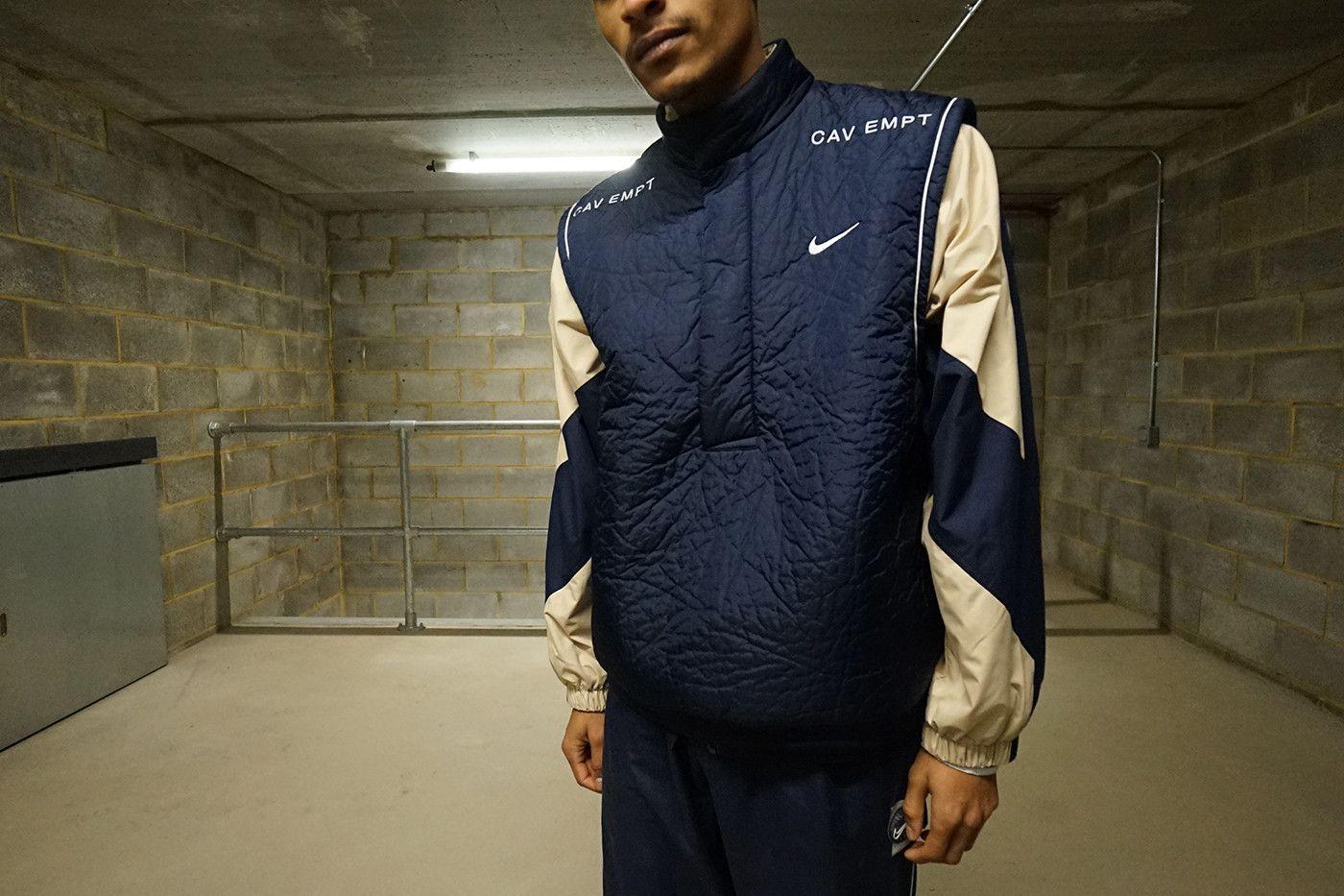 Cav Empt x Nike
