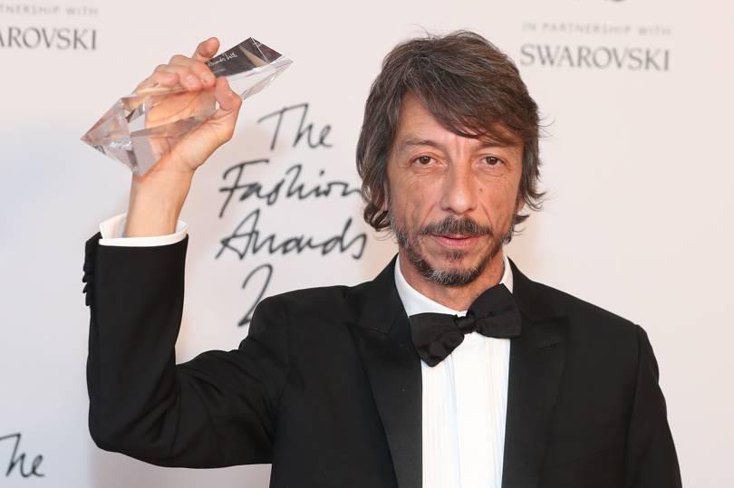 Pierpaolo Piccioli - Fashion Awards