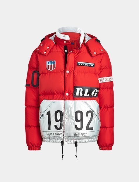 a68288574 Polo Ralph Lauren: WINTER STADIUM. In addition to snow-ready garments,  there is a whole range of accessories (i.e. hats, backpacks and shoes), ...