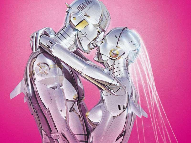 Hajime Sorayama| Do androids dream of the latest Dior collection?