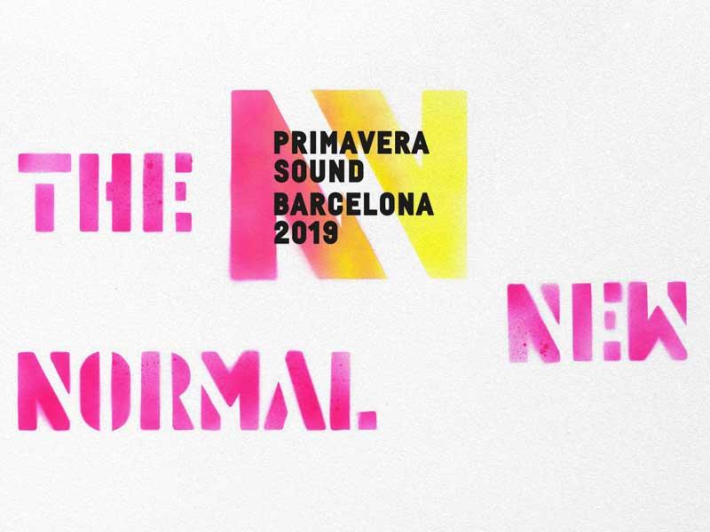 El revolucionario cartel del Primavera Sound 2019