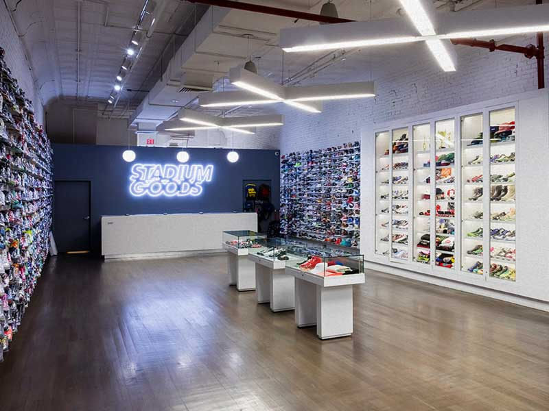 Farfetch adquiere Stadium Goods