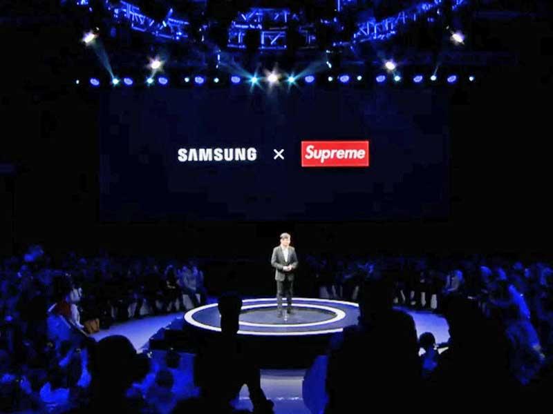 Samsung China se repiensa su colaboración con Supreme