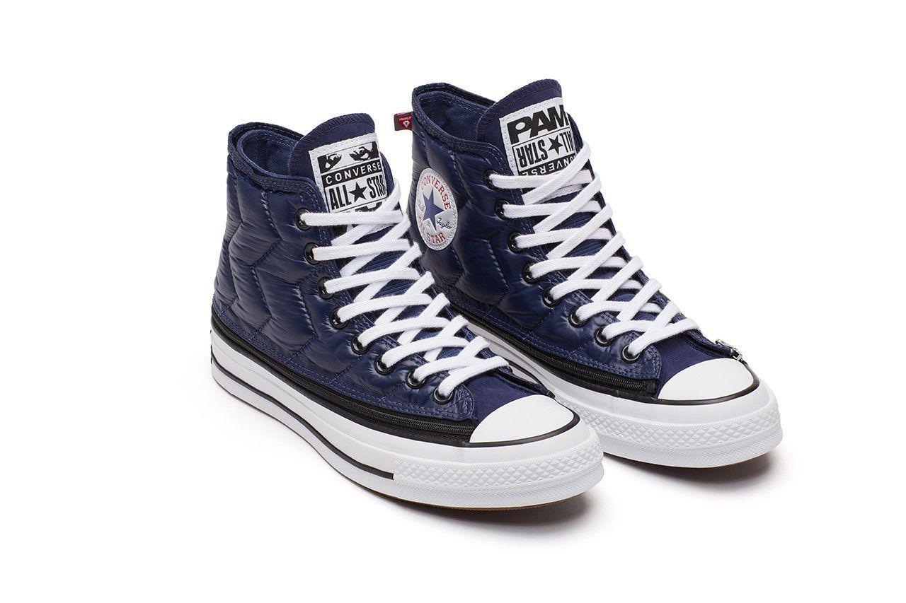 P.A.M. x Converse