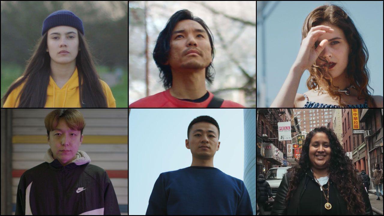 Nike: On Air - Winners