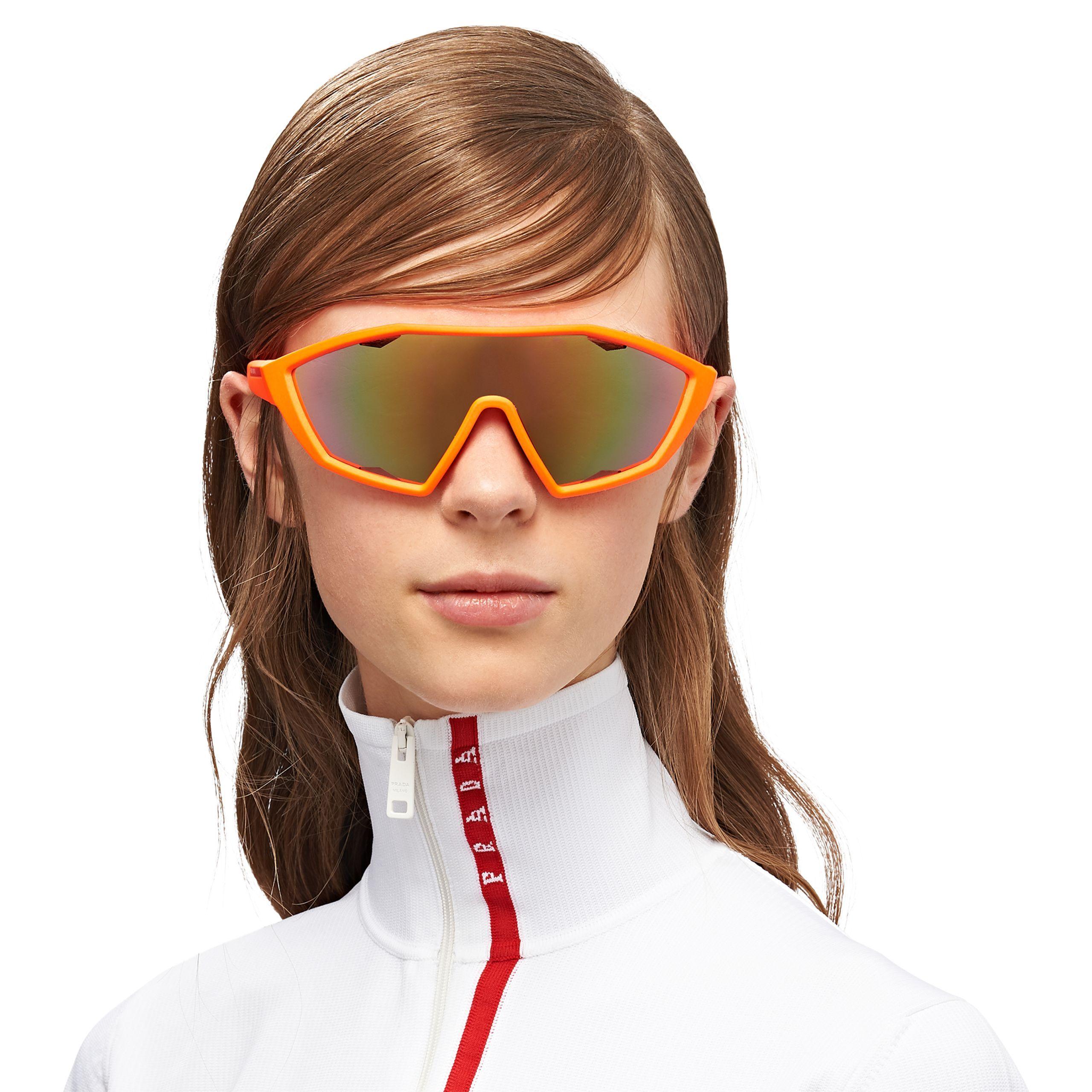 Prada Linea Rossa - Sunglasses