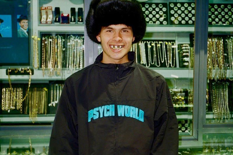 Psychworld X Jim Longden