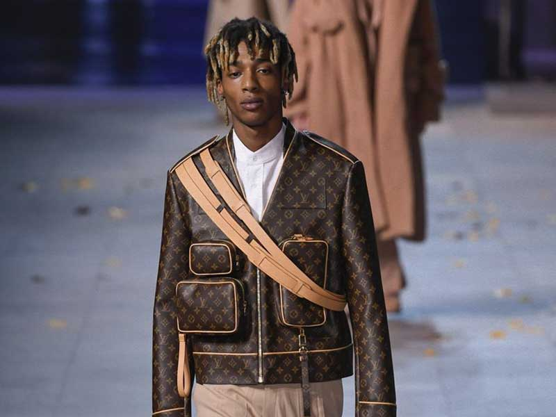Louis Vuitton FW19 homenajea a Michael Jackson