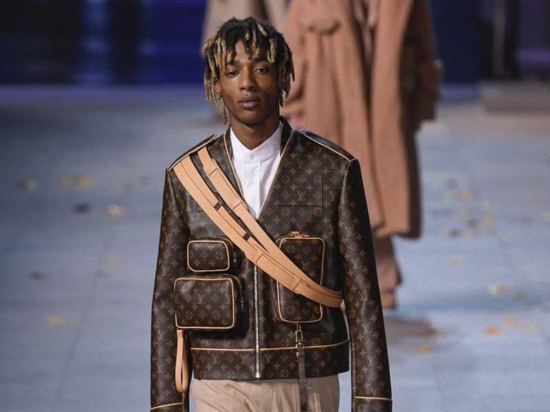 Louis Vuitton FW19 pays tribute to Michael Jackson