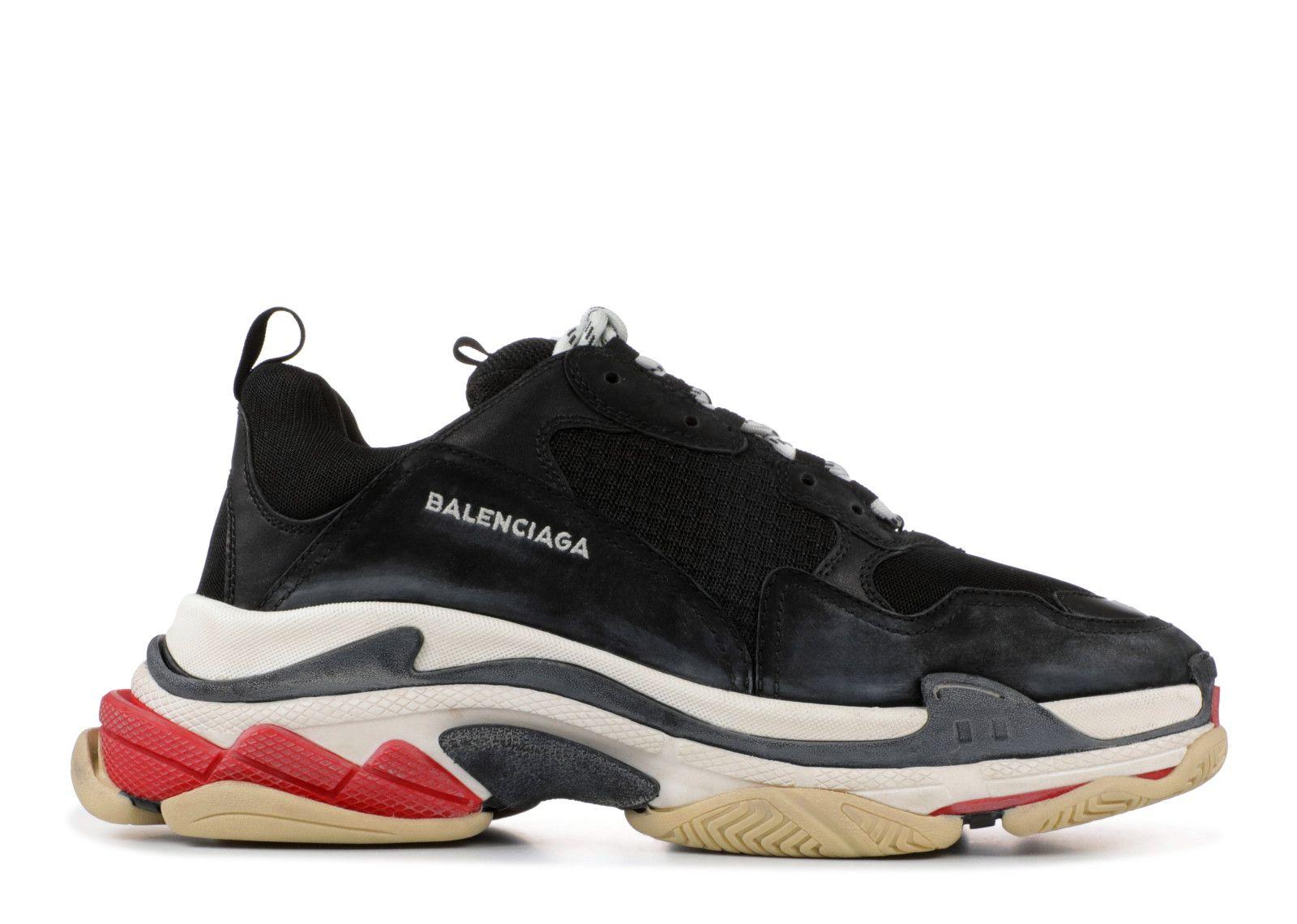 Triple S's got competition, Shoes 53045