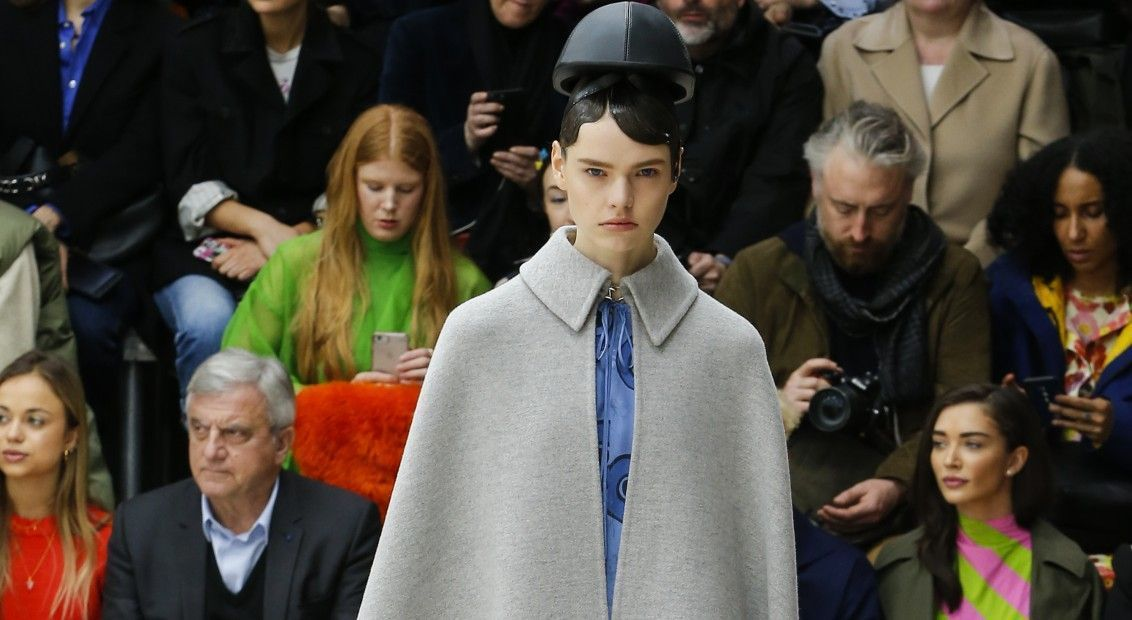Jw Anderson Is Inspired By The Fashion Of The Early 20th Century Lfw Highxtar