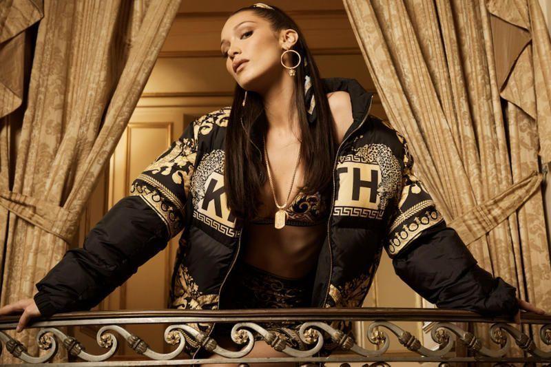 Bella x Versace x Kith