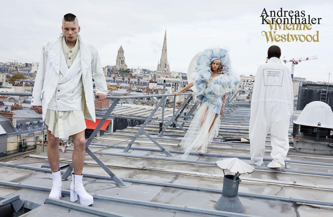 Juergen Teller x Vivienne Westwood